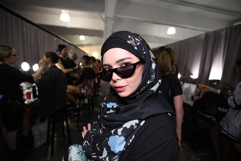 Vivi Zubedi Kicked Off the New York Fashion Week Stage