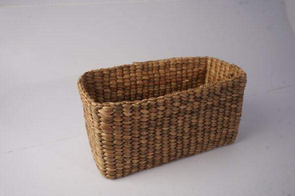 Rectangular Storage Basket (Natural)
