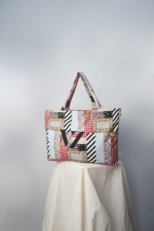 VZ Shopper Bag (Colorful)
